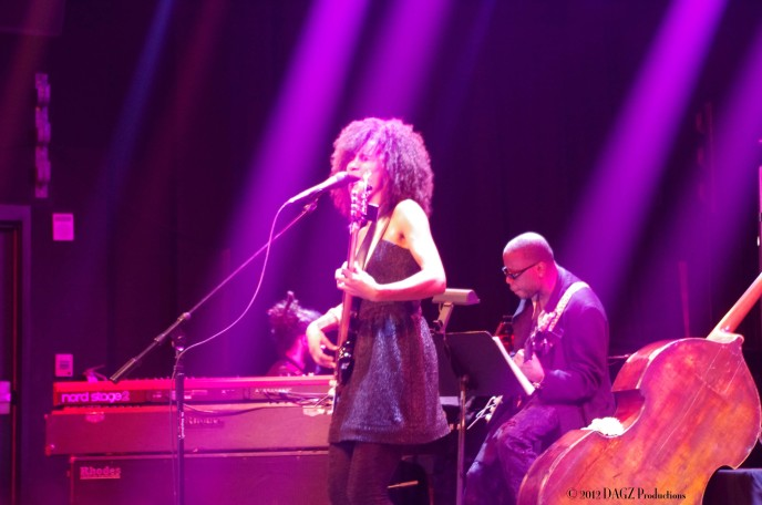 Esperanza Spalding at The Howard Theatre in DC