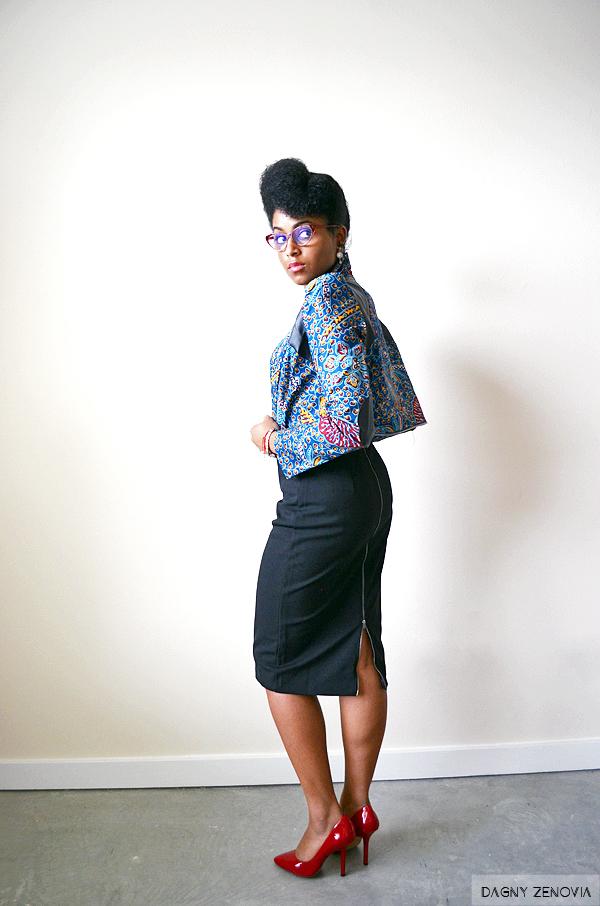 Dagny Zenovia: Afropolitan Attire