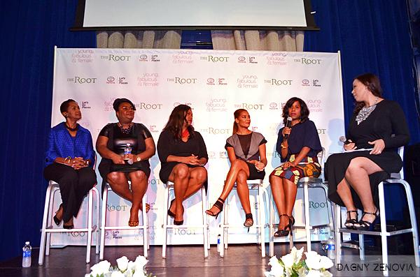 Dagny Zenovia: The Root Young, Fabulous & Female Houston Recap