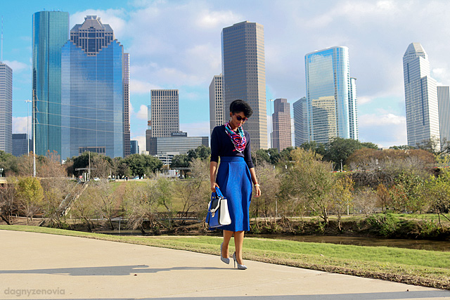 Dagny Zenovia: My Style + My City: Houston