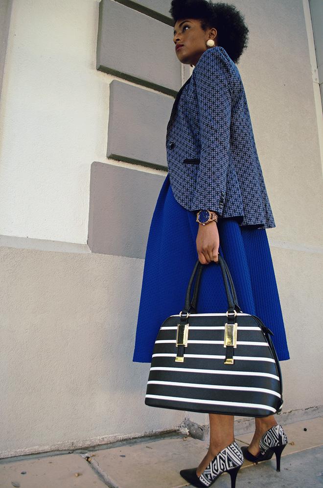 Dagny Zenovia Blazer Skirt Hidden Figures