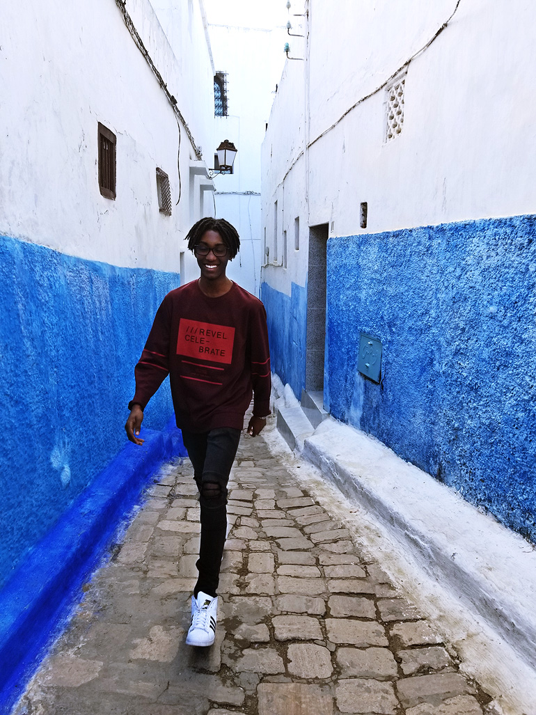 Dagny Zenovia Morocco Travel 19