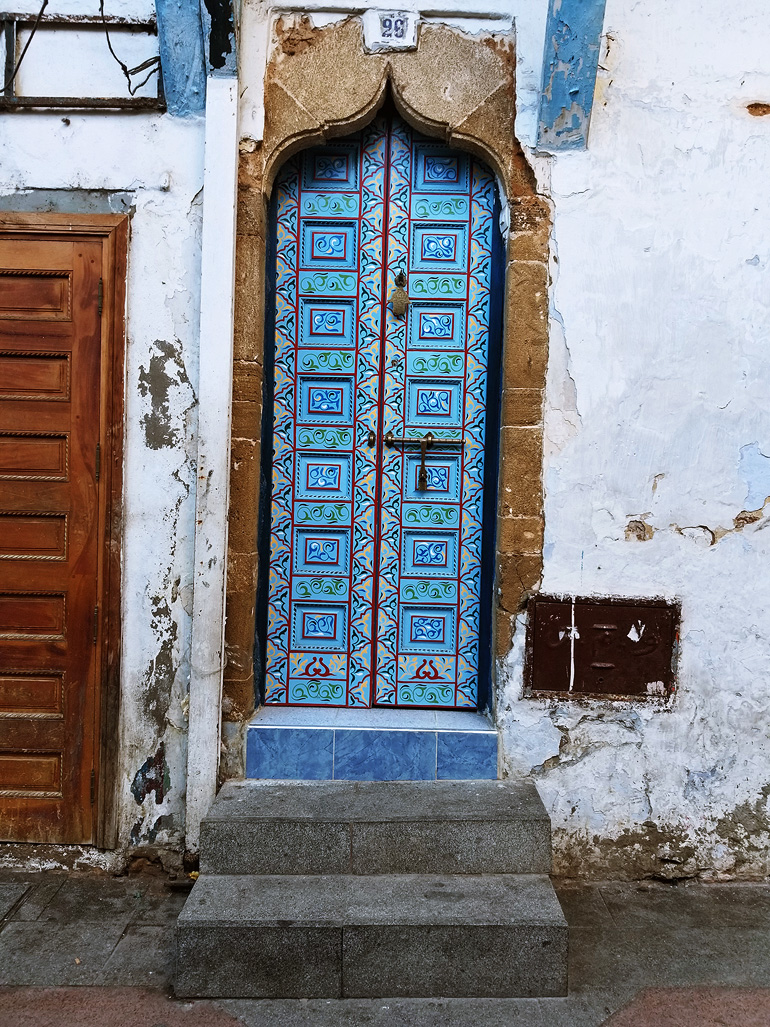 Dagny Zenovia Morocco Travel 24