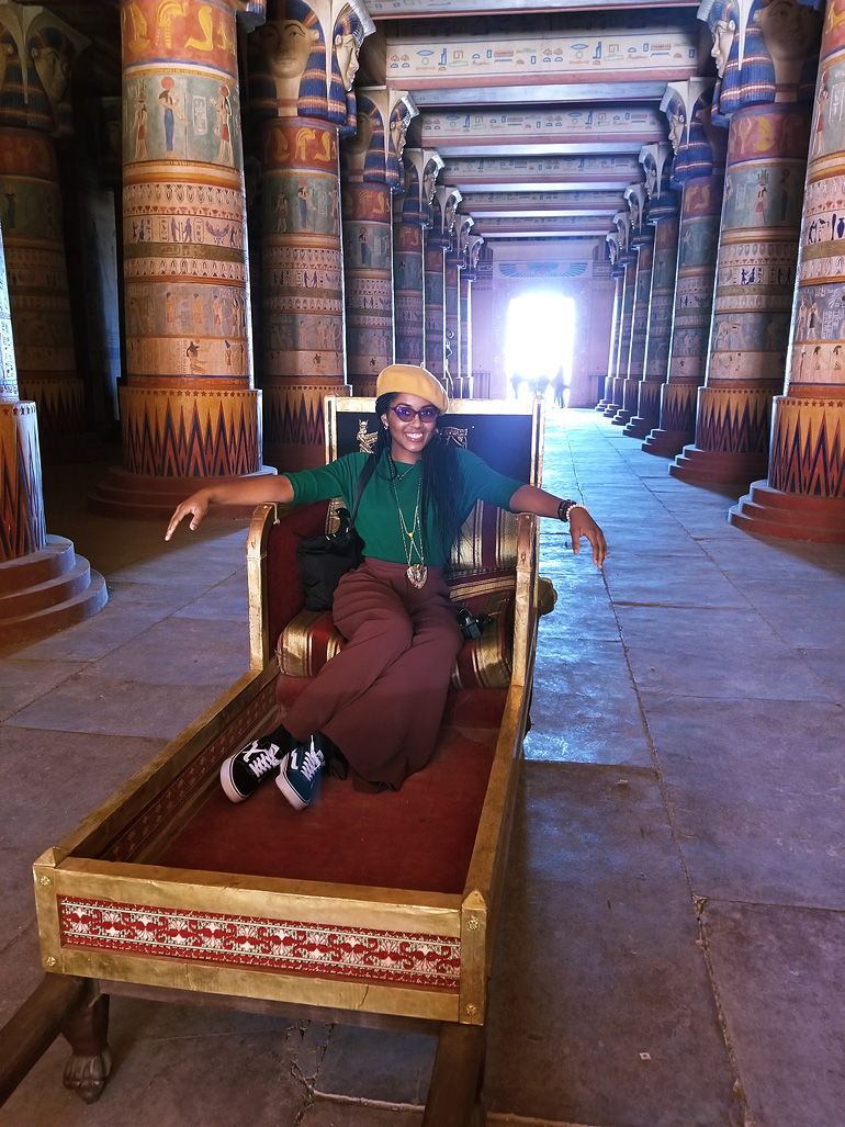 Dagny Zenovia Morocco Travel 36