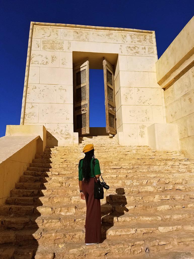 Dagny Zenovia Morocco Travel 38