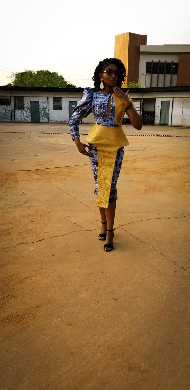Dagny Zenovia Afrofuturism