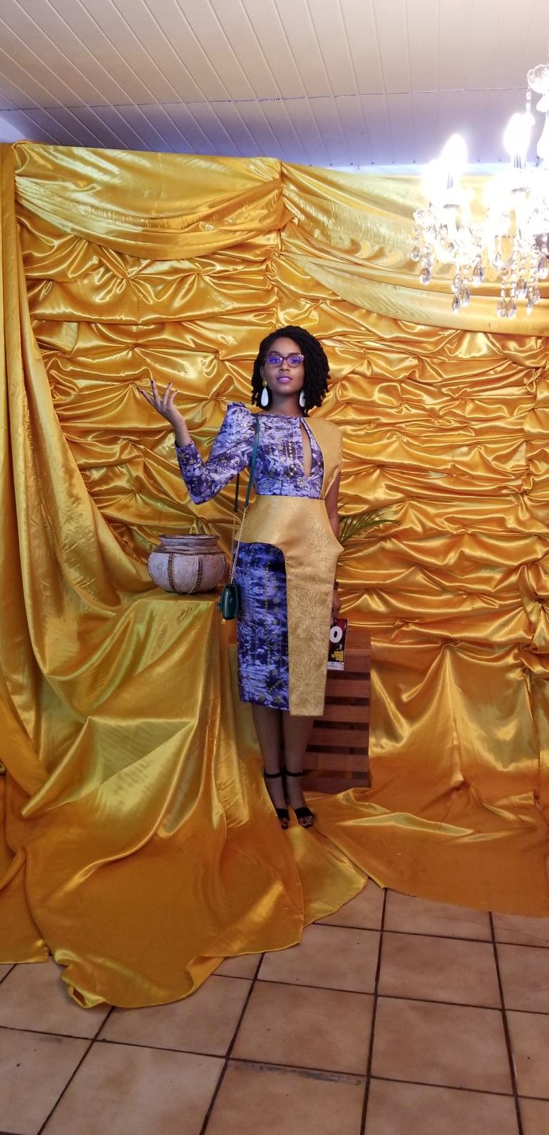 Dagny Zenovia Style Afrofuturistic