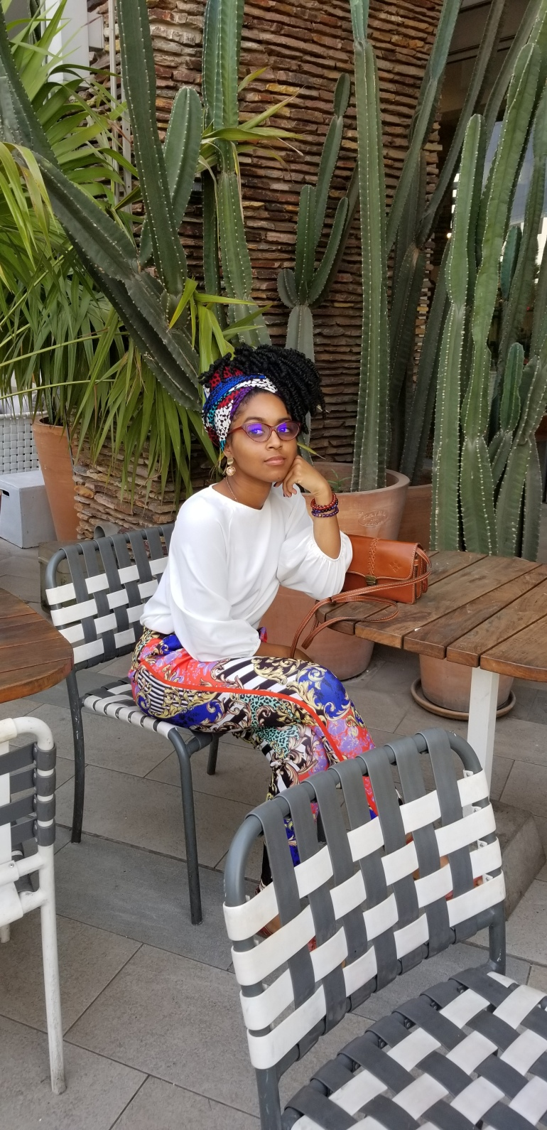 Dagny Zenovia Style Diaspora Ghana